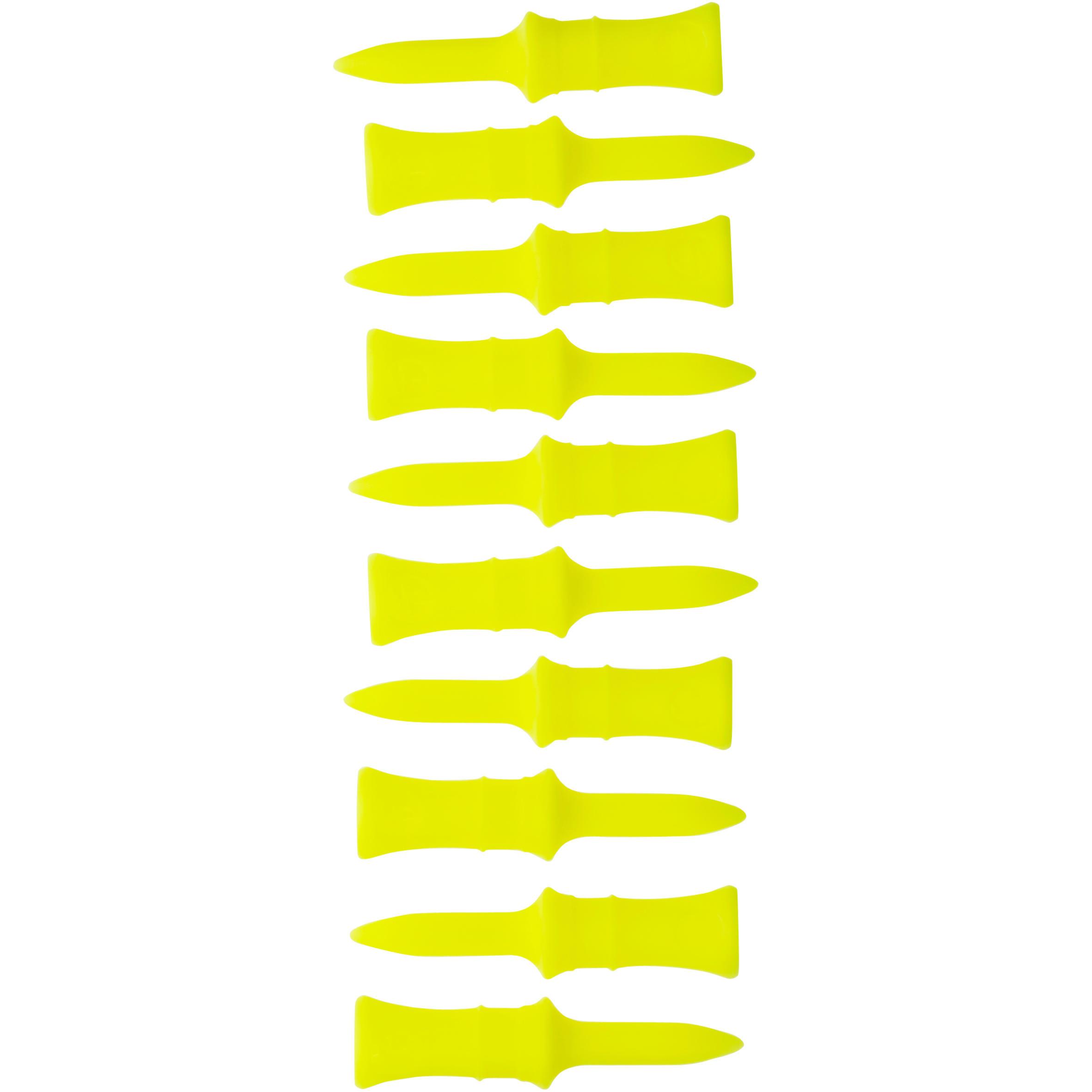 24 mm Step Tee X10 - Yellow