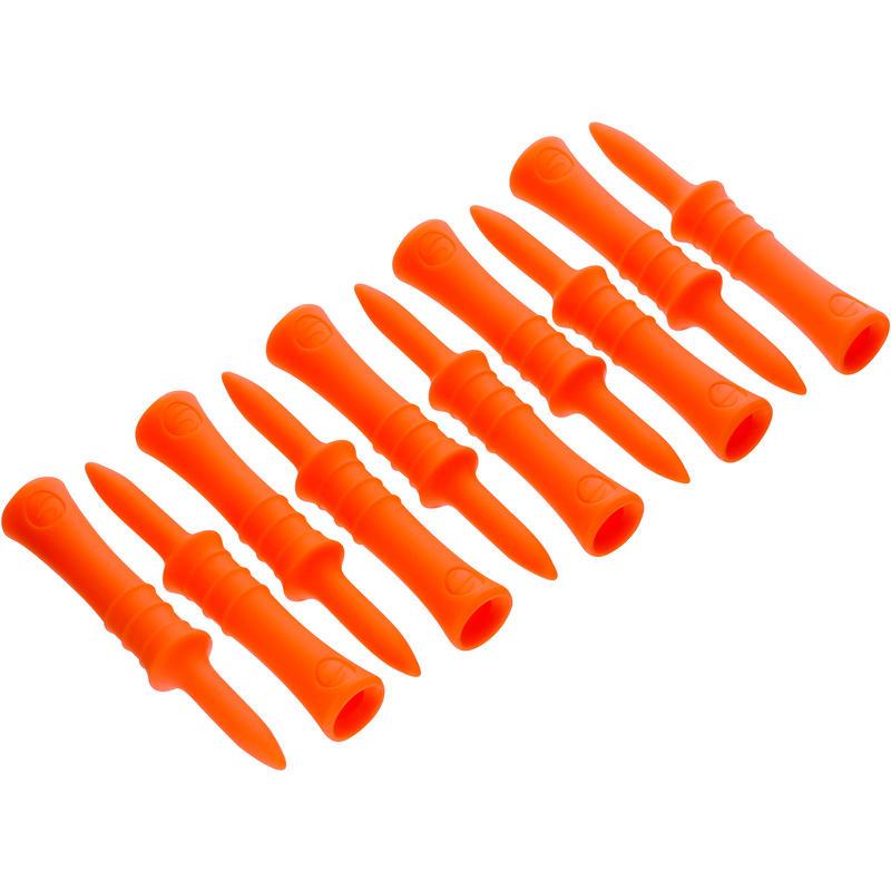 37 mm Step Tee x10 - Orange