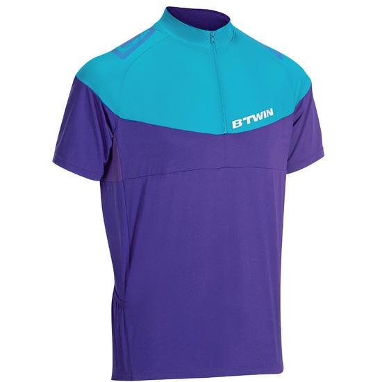 MTB-shirt met korte mouwen heren 500 - 937049