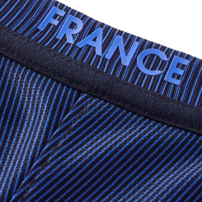 Voetbalshirt voor kinderen, replica thuisshirt FFF marineblauw