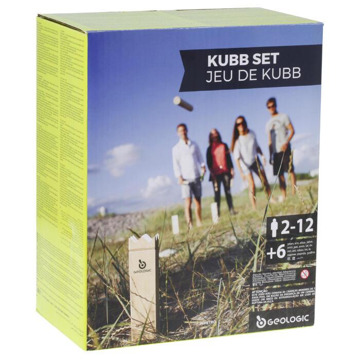 JEU DE KUBB - 937187