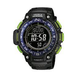 Barometer-Uhr und Höhenmessuhr SGW 1000 2BER schwarz