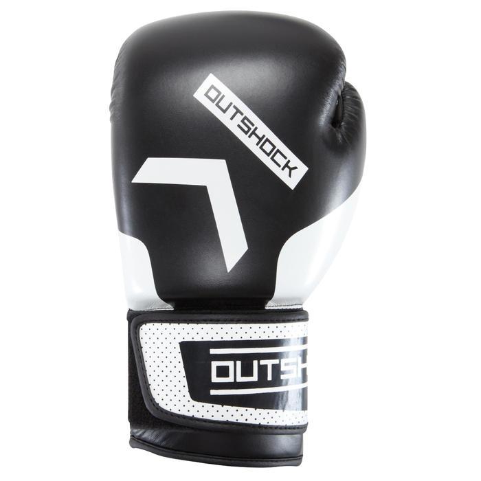 gants de boxe 300 blancs , gants d'entraînement débutant homme ou femme - 937600