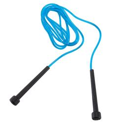Corde à sauter bleu enfant