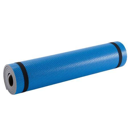 tapis de sol 500 gym stretching bleu domyos by decathlon. Black Bedroom Furniture Sets. Home Design Ideas