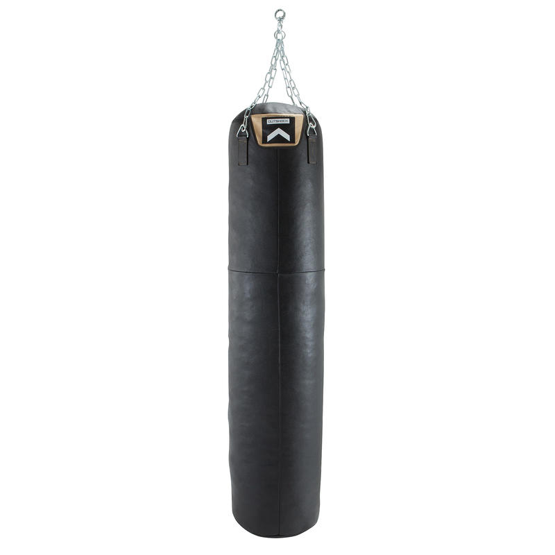 PB 1500 Leather Punch Bag - Black