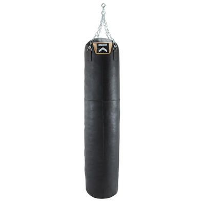 Saco de boxeo PB 1500 cuero negro