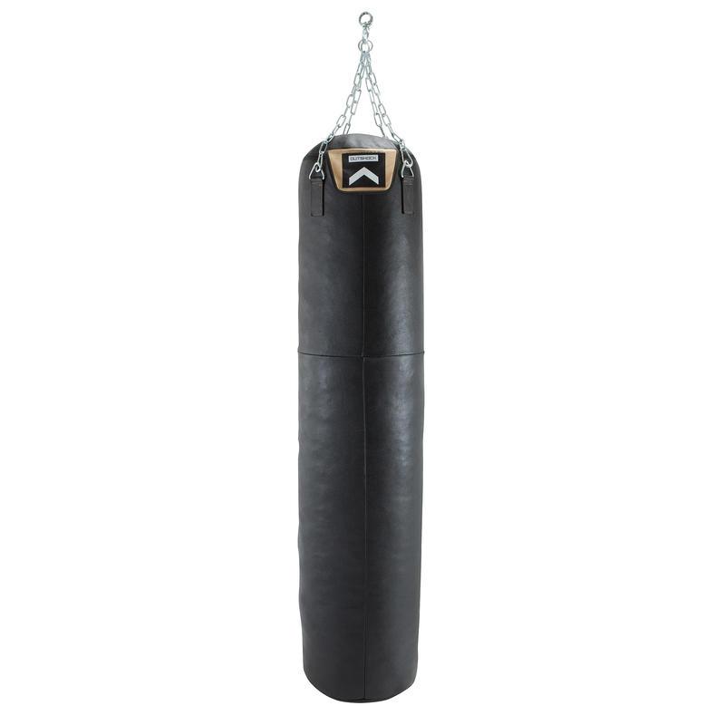 Saco de boxeo PB 1500 Piel negro