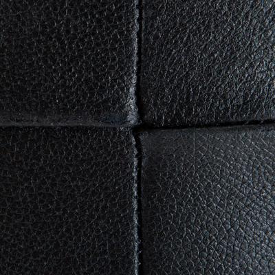 Saco de boxeo 1500 cuero Negro