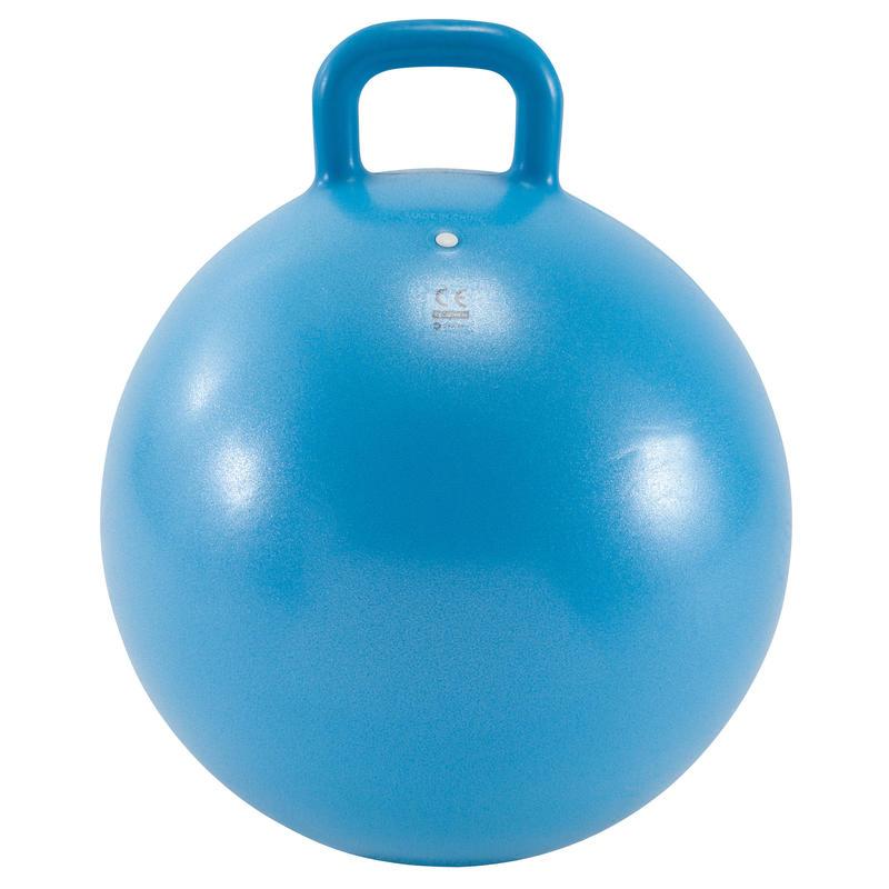 ลูกบอลออกกำลังกายแบบมีหูจับสำหรับเด็กรุ่น Resist ขนาด 45 ซม. (สีฟ้า)