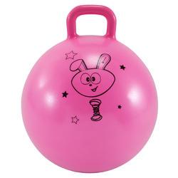 Bola Saltitona Resist 45 cm ginástica para crianças rosa