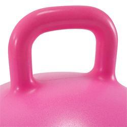 45 cm兒童健身跳跳球Resist - 粉紅色