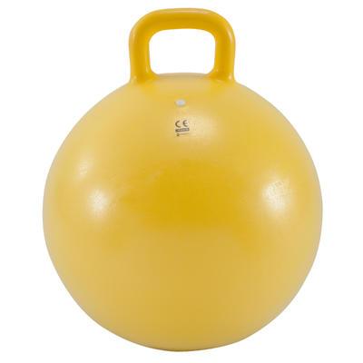 Kids' Gym Hopper Ball Resist 45 cm - Yellow