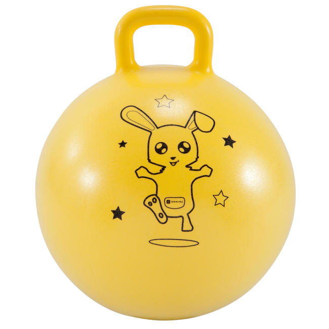 Kids Jump Ball 45CM - Yellow