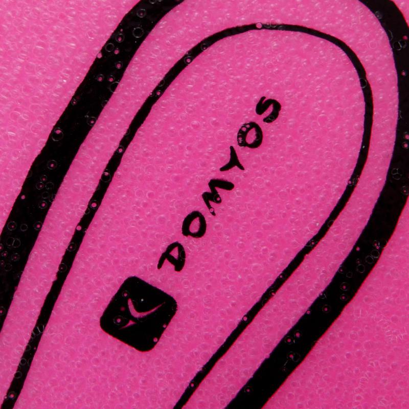 Balón saltador Resist 45 cm gimnasia niños rosado