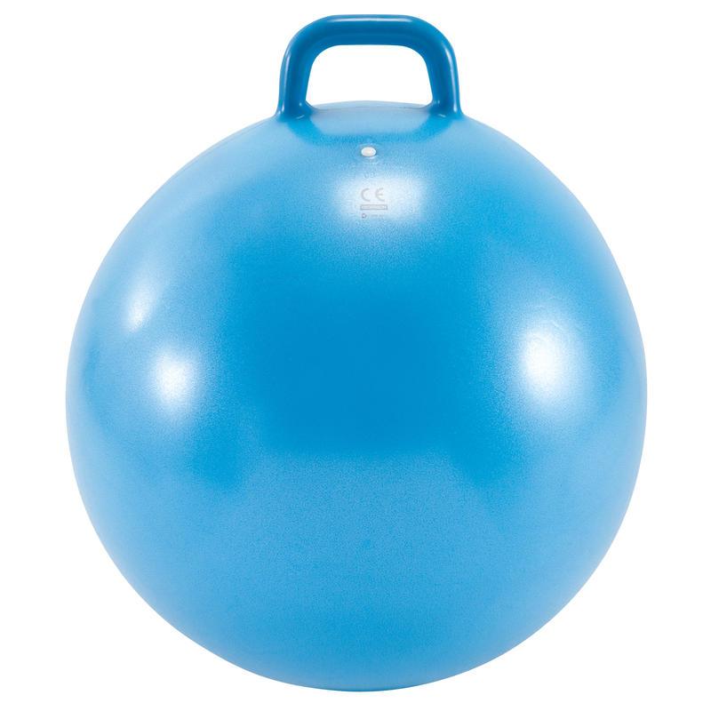 Balón saltador Resist 60 cm gimnasia niños azul