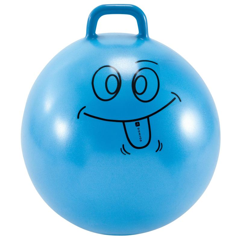 PRODUCTO OCASIÓN: Balón saltador Resist 60 cm gimnasia niños