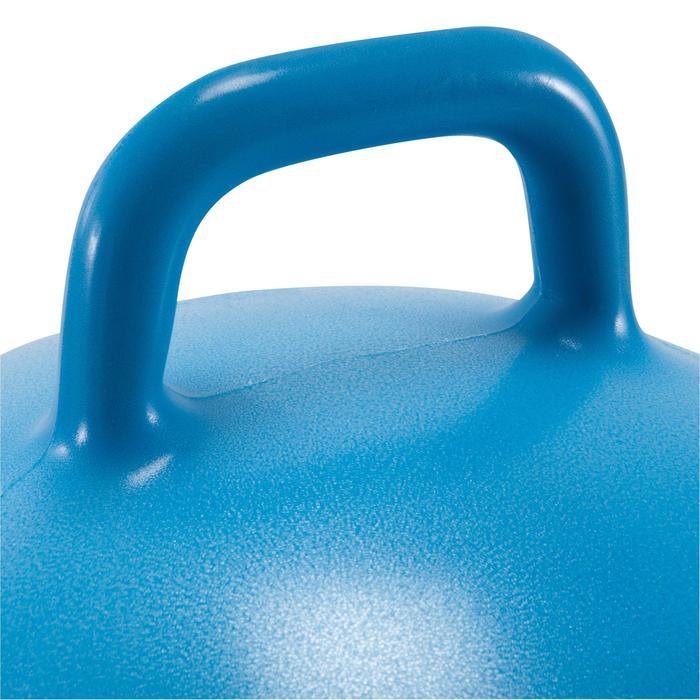 Bola Saltitona Resistente 60 cm Ginástica Criança Azul