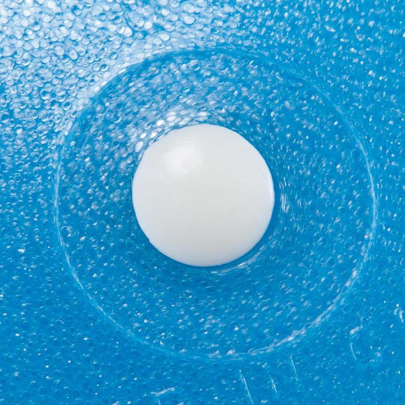 ลูกบอลออกกำลังกายแบบมีหูจับสำหรับเด็กรุ่น Resist ขนาด 60 ซม. (สีฟ้า)