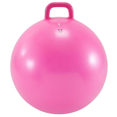 Balón saltador Resist 60 cm rosado