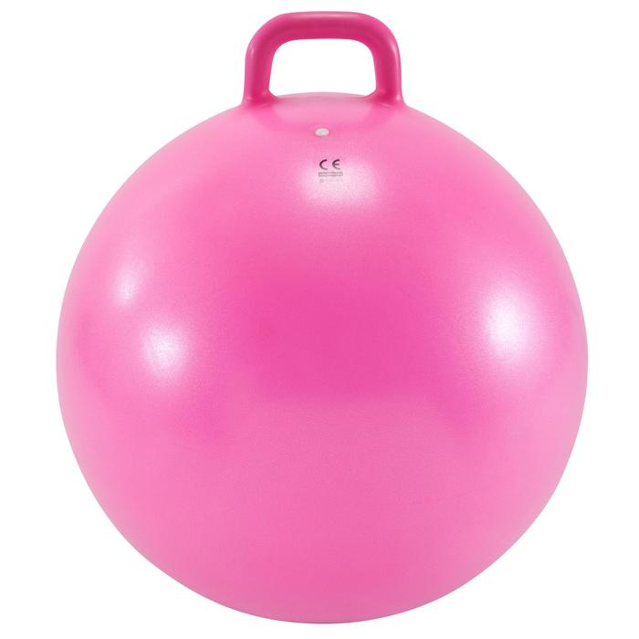 Hüpfball Resist 60 cm Kinder rosa