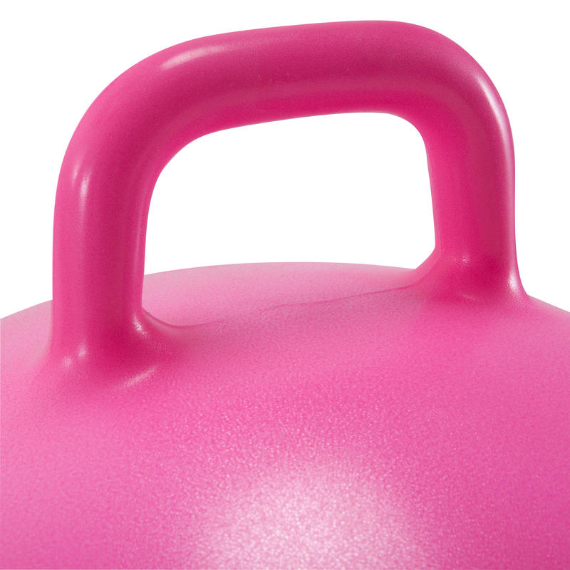 Resist 60 cm Kids' Gym Space Hopper - Pink