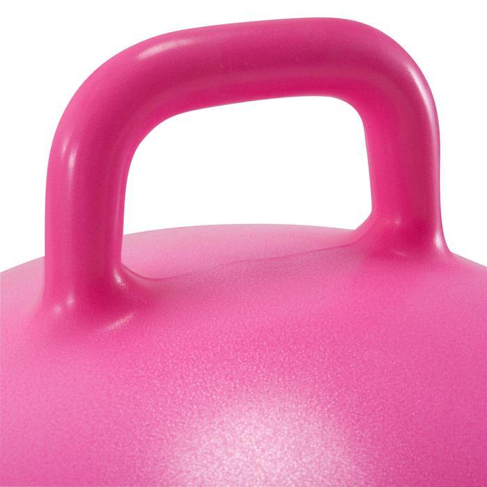 Balón saltador Resist 60 cm gimnasia niños rosa