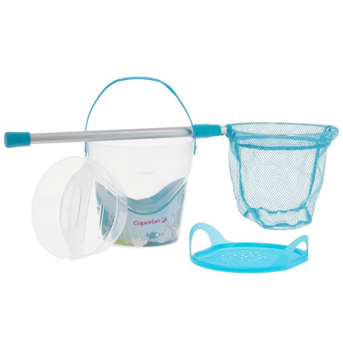 DECOUVERTE DU MILIEU AQUATIQUE Kit discovery CAPERLAN Blue