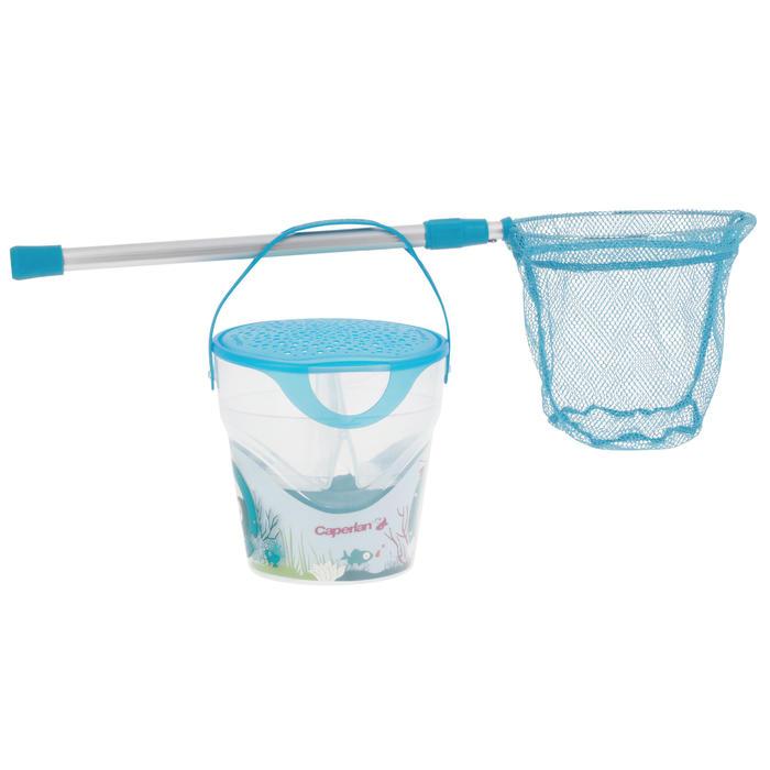 Set het waterleven ontdekken Caperlan blauw - 938019