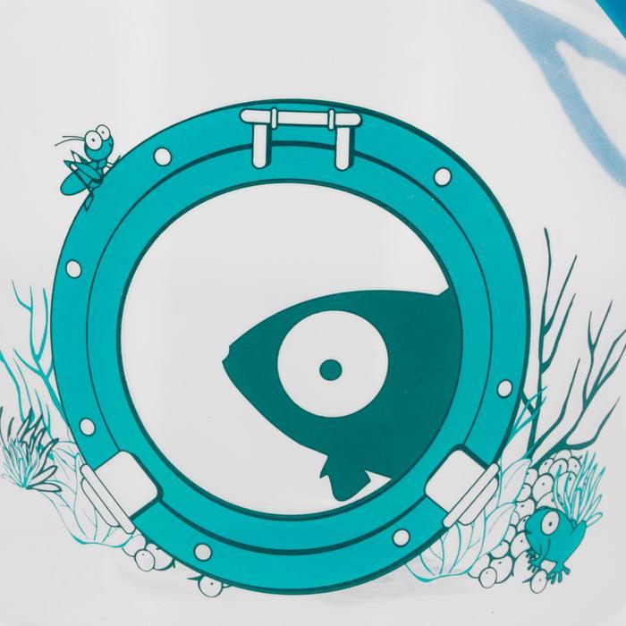 Set het waterleven ontdekken Caperlan blauw - 938022