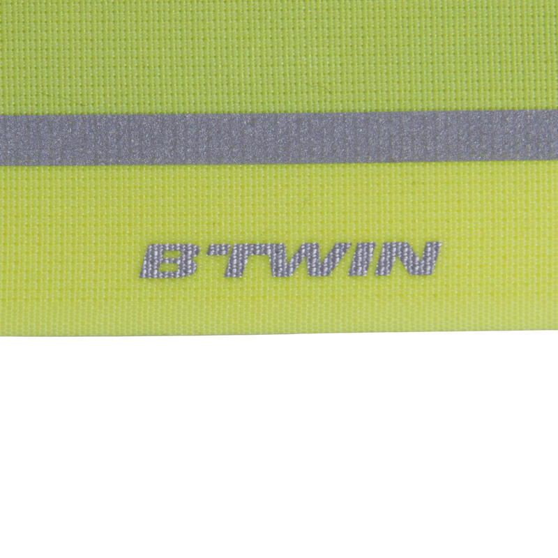 300 City Bike Trouser Clip - Yellow