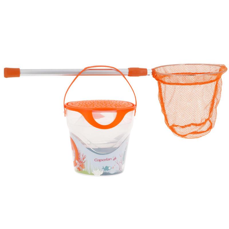 Fishing discovery kit orange