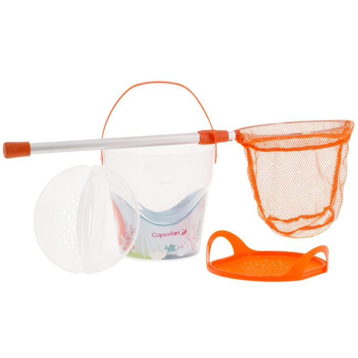 KIT PÊCHE DISCOVERY ORANGE