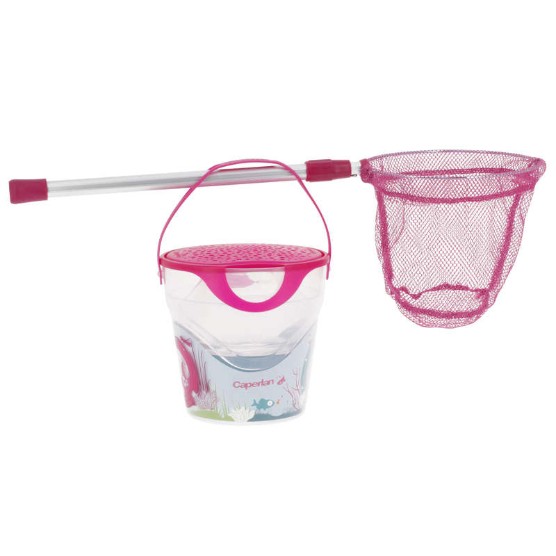 DISCOVERY AQUATIC ENVIRONMENT Fishing - DISCOVERY KIT PINK CAPERLAN - Fishing
