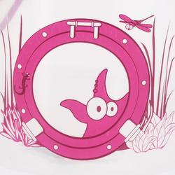 Set Het waterleven ontdekken roze