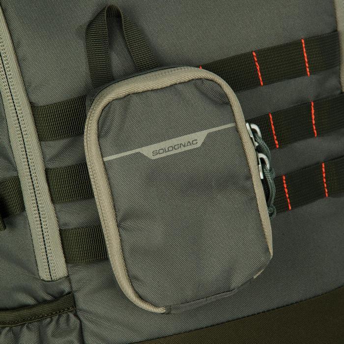 Bolsa Caza Solognac X-ACCESS Organizer S 10x14 Cm Verde