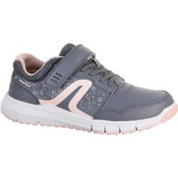Zapatillas de marcha deportiva para niños Protect 140 gris / rosa