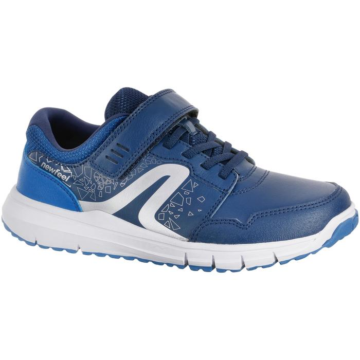 Chaussures marche sportive enfant Protect 140 marine - 938843