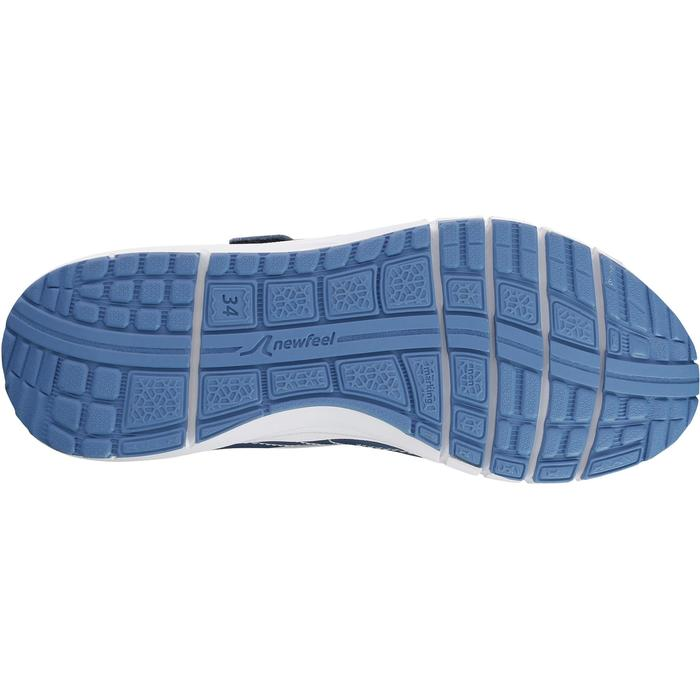 Chaussures marche sportive enfant Protect 140 marine - 938850