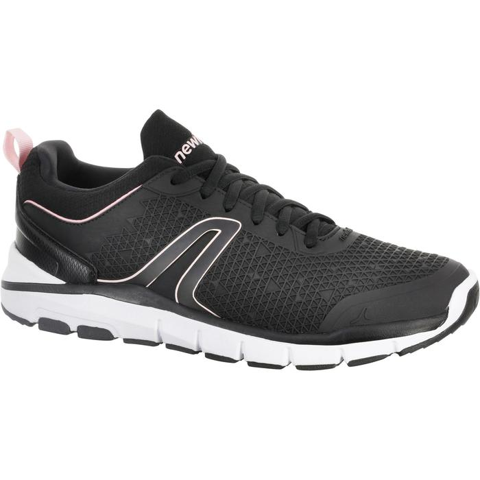 Chaussures marche sportive femme Protect 540 gris / cuivre - 938979