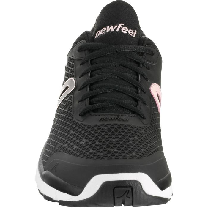 Chaussures marche sportive femme Protect 540 gris / cuivre - 938986