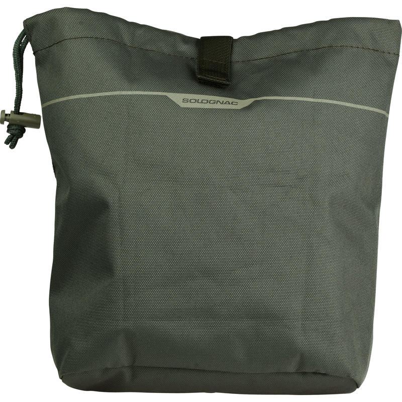 X-Access Drawstring Pouch - Green