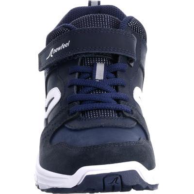 נעלי הליכת כושר לילדים Protect 560 - כחול צי/לבן