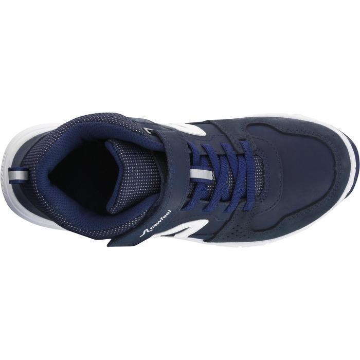 Zapatillas de marcha para niños Protect 560 azules marino / blancas