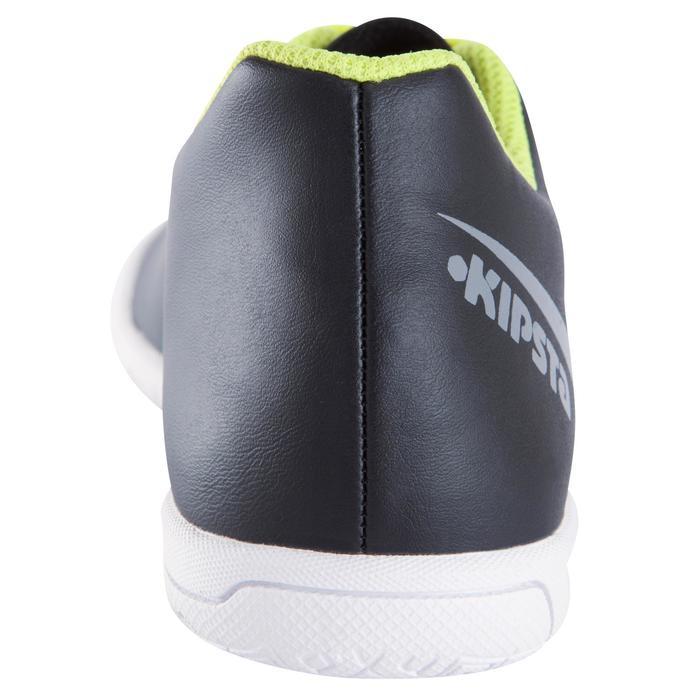 Chaussure de futsal enfant First 100 noire blanche - 939123