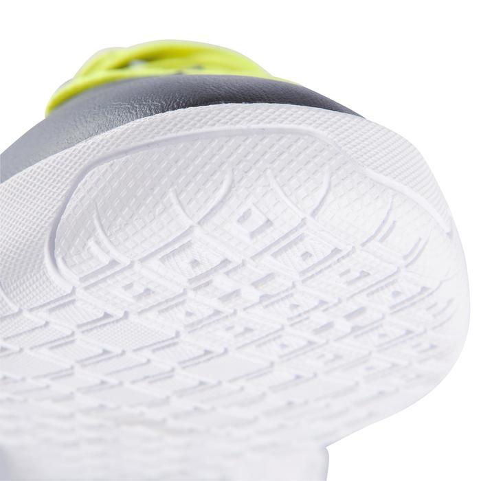 Chaussure de futsal enfant First 100 noire blanche - 939129