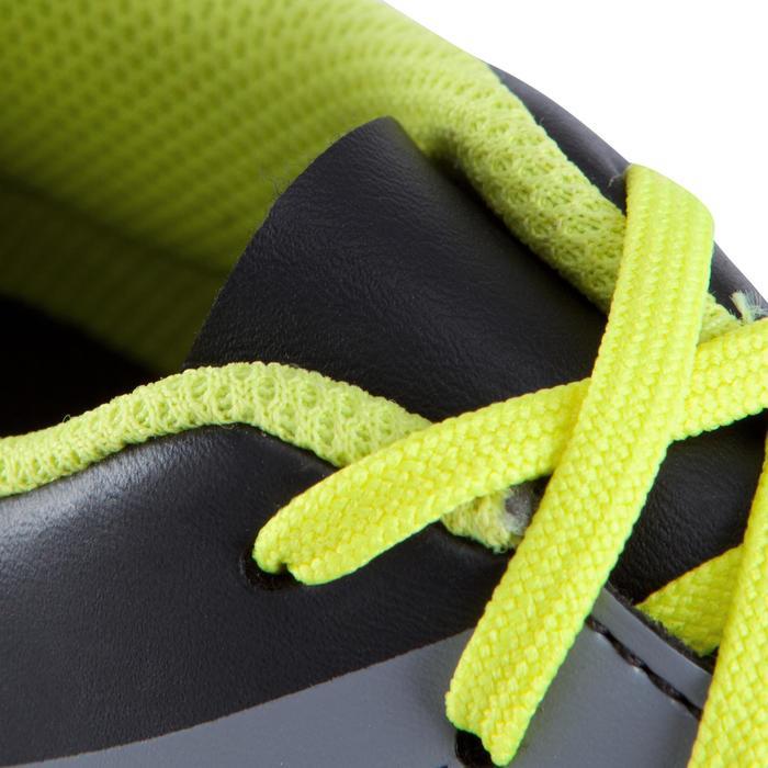 Chaussure de futsal enfant First 100 noire blanche - 939135