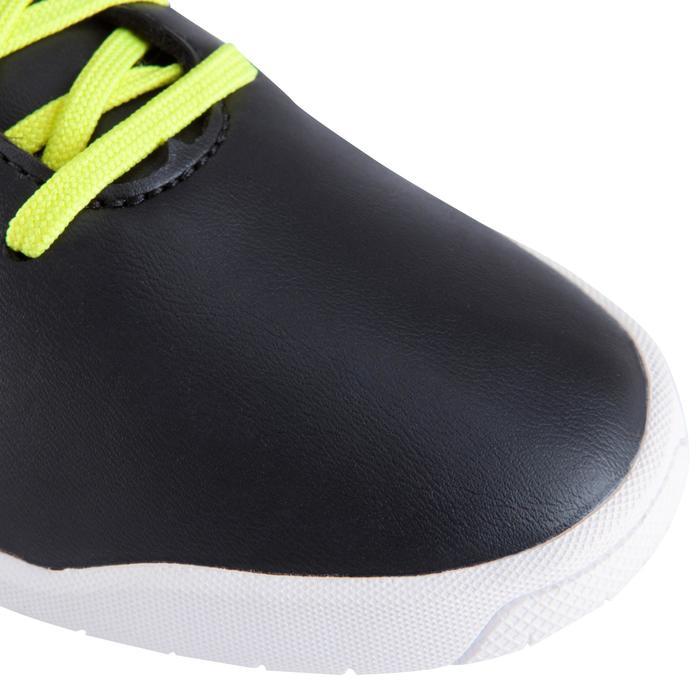 Chaussure de futsal enfant First 100 noire blanche - 939139