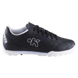 Agility 300 HG Anak Sepatu Sepak Bola Lap. Keras - Hitam Putih