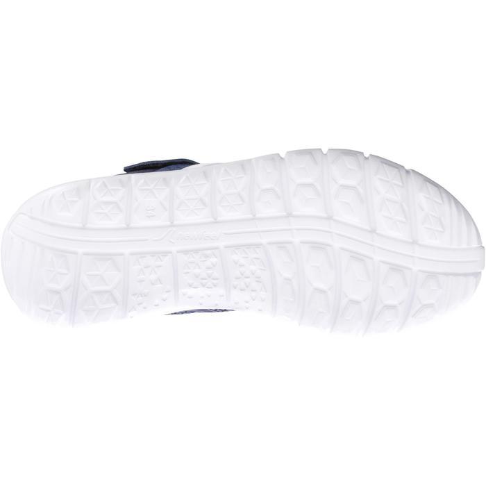Zapatillas de marcha para niños Soft 140 azul marino / blancas